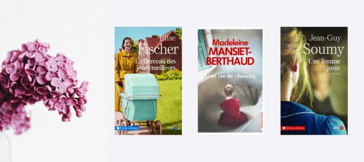 Fêtes de mères : 8 livres à lui offrir