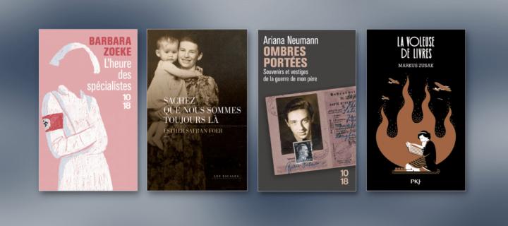 10 romans qui vous plongent au cœur de la Seconde Guerre mondiale