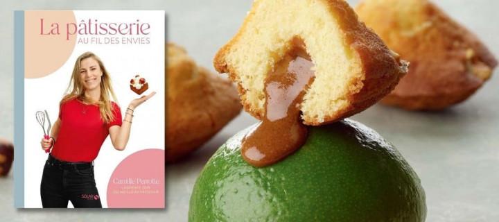 Goûtez aux alléchantes madeleines citron-noisettes de Camille Perrotte
