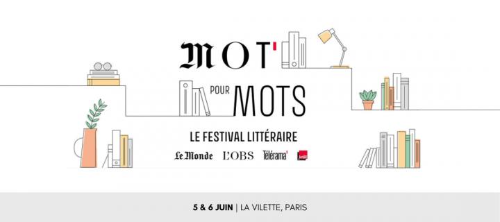 Retrouvez nos auteurs au festival MOT pour mots