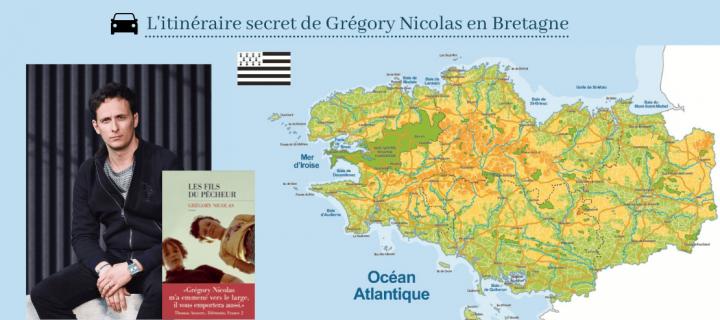 L'Itinéraire secret de Grégory Nicolas