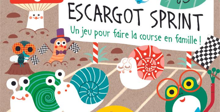 Venez jouer à Escargot Sprint !