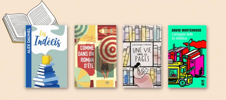 6 romans pour les amoureux de livres