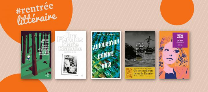Les romans étrangers de la rentrée littéraire