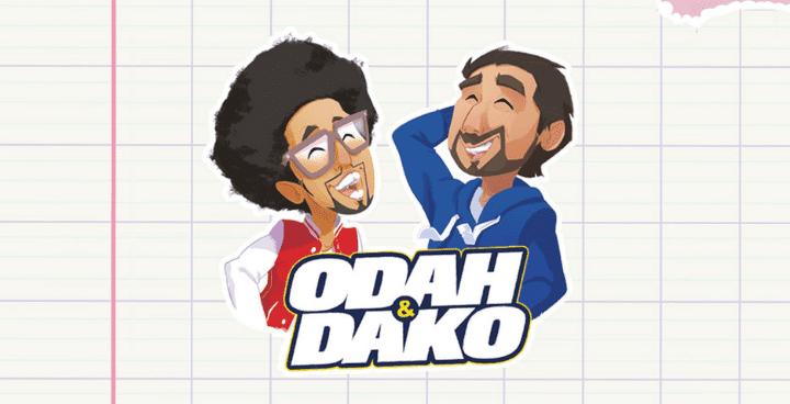 Odah et Dako font leur rentrée avec vos enfants !