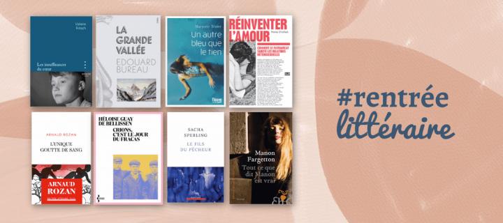 Rentrée littéraire 2021 : les 38 livres français à ne pas manquer