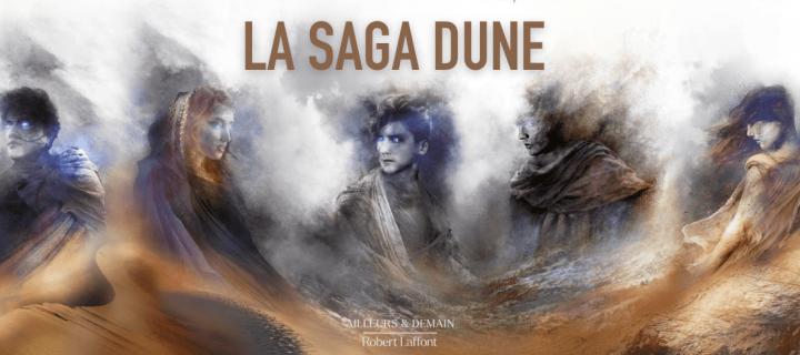 Une collection Dune collector pour embellir vos bibliothèques !