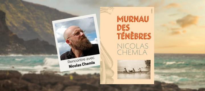 Nicolas Chemla : « Je travaille la disparition de la frontière entre celui qui écrit et celui qui lit »