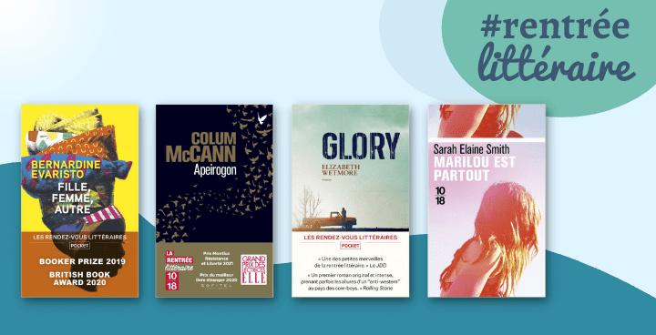 Rentrée littéraire 2021 : 10 petits formats à savourer