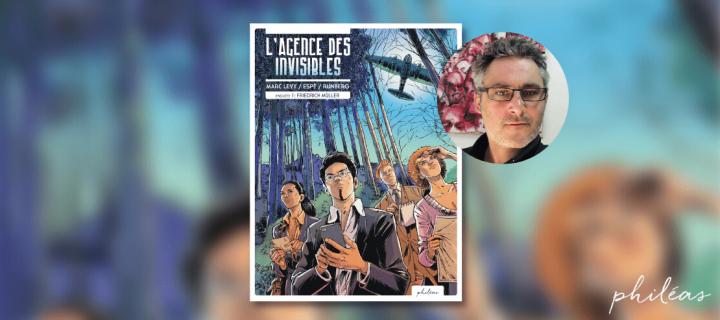 """Espé : """"L'Agence des invisibles, c'est un vrai travail de création collective"""""""
