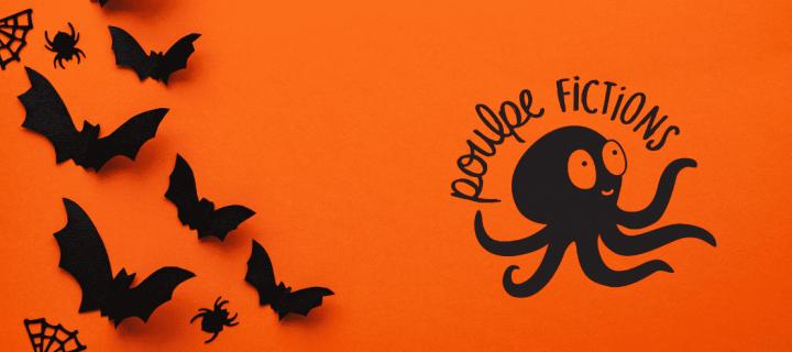 7 livres pour frissonner à Halloween