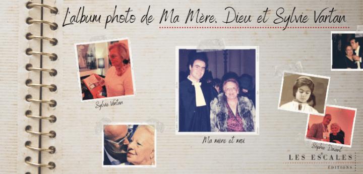 L'album photo de Ma mère, Dieu et Sylvie Vartan