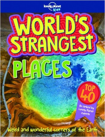World's Strangest Places - 1ed - Anglais
