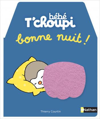 Bébé T'choupi - Bonne nuit ! - livre coucou/caché - Dès 6 mois