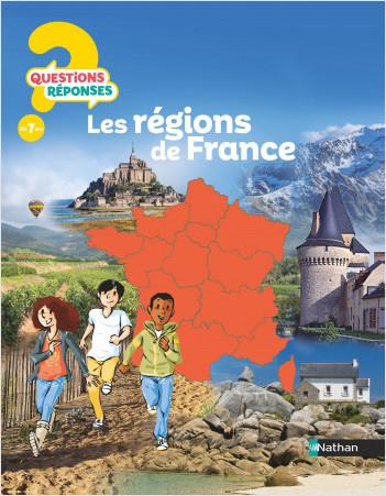 Les régions de France - Questions/Réponses - doc dès 7 ans