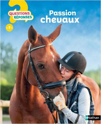 Passion chevaux - Questions/Réponses - doc dès 7 ans