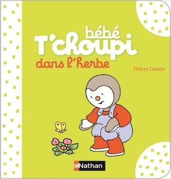 Bébé T'choupi : Dans l'herbe - Dès 6 mois
