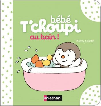 Bébé T'choupi : Au bain !
