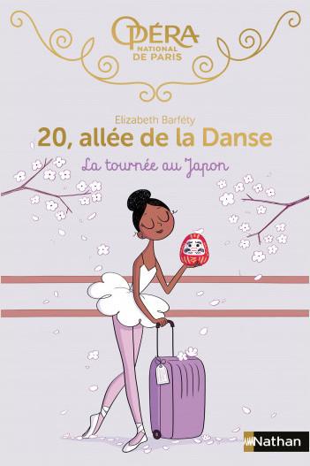 20 allée de la danse : La tournée au Japon - Roman dès 8 ans