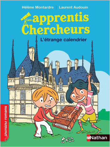 Les apprentis Chercheurs - Le calendrier - Premiers romans - Dès 7 ans