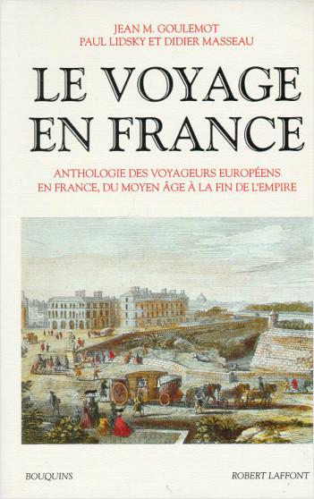 Le Voyage en France - Tome 1