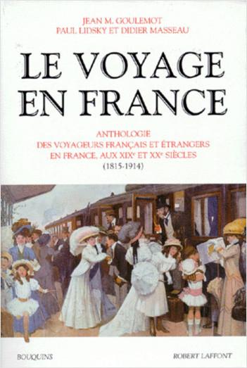 Le voyage en France - Tome 2