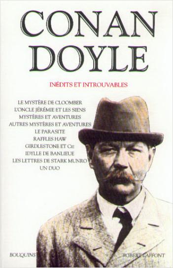 Conan Doyle - Inédits et introuvables