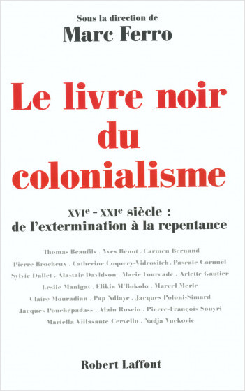 The Black Book of Colonialism