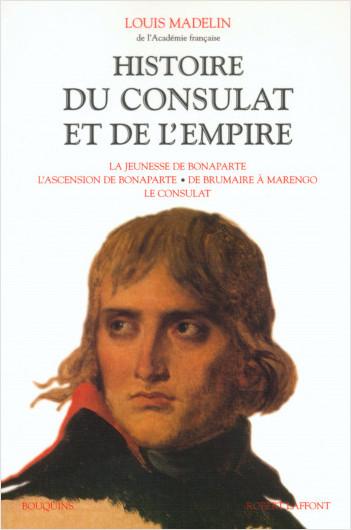 Histoire du Consulat et de l'Empire - Tome 1
