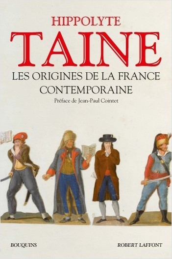Les Origines de la France contemporaine - NE