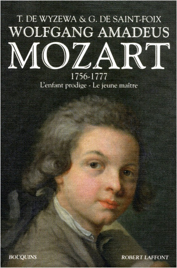 Wolfang Amadeus Mozart - Tome 1