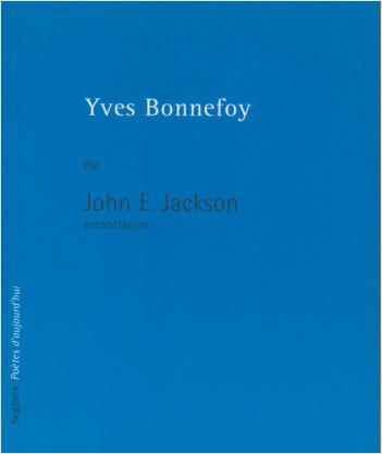 Yves Bonnefoy - NE