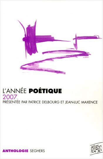 L'année poétique 2007