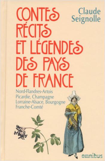 Contes, récits et légendes des pays de France T. 2