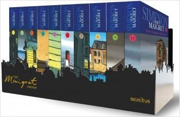 Coffret Tout Maigret 2019 - 10 volumes