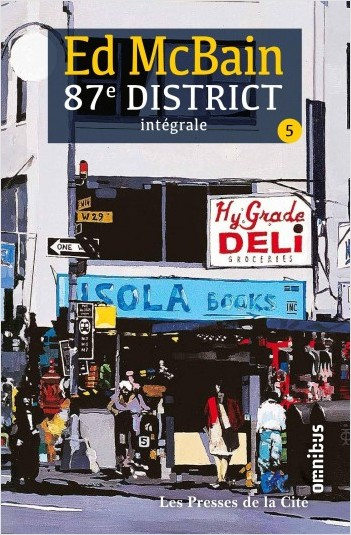 87e District - Tome 5