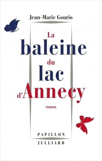 La Baleine du lac d'Annecy
