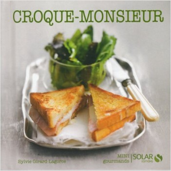 Croque-monsieur MINI GOURMANDS