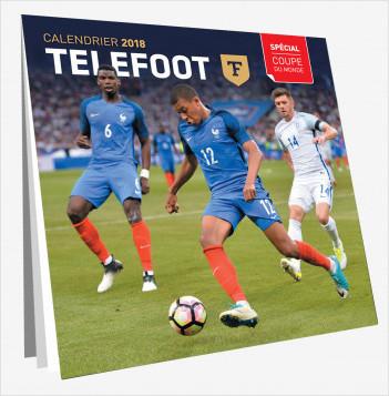 Calendrier Téléfoot 2018