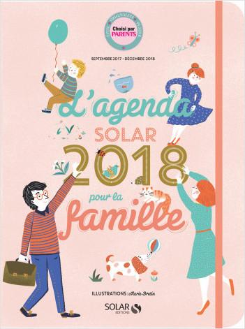 L'Agenda Solar 2018 pour la famille