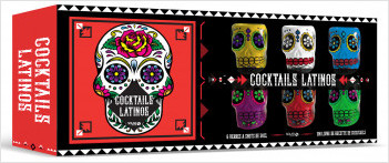 Coffret cocktails latinos