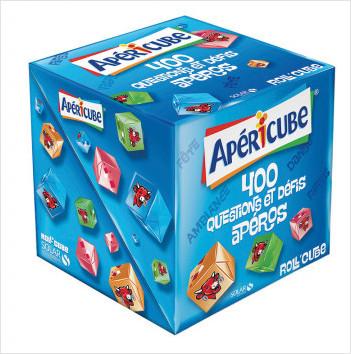 Roll'Cube Apéricube