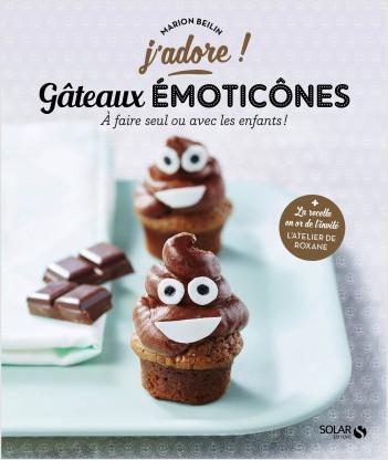 Gâteaux émoticônes - J'adore