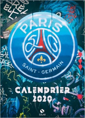 Calendrier du PSG 2020