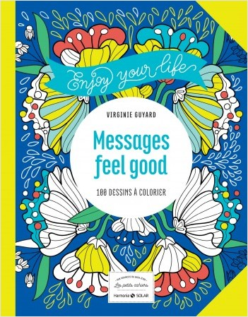 Petit cahier Harmonie- Messages feel good