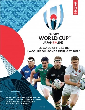 Guide officiel de la Coupe du monde de rugby 2019