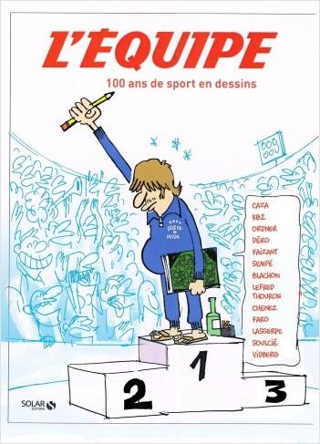 100 ans de dessins de L'Équipe
