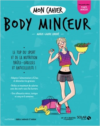 Mon cahier Body minceur new