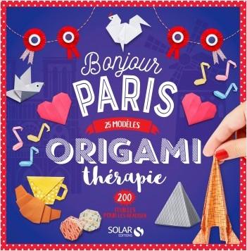 Origamithérapie Bonjour Paris