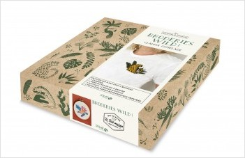 Coffret Broderies Wild